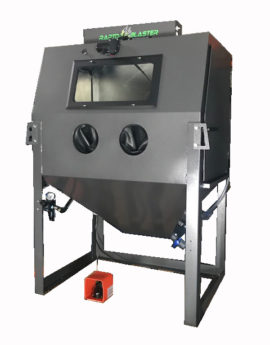 RB4836 Slurry Blast Cabinet by Raptor Blasting Systems