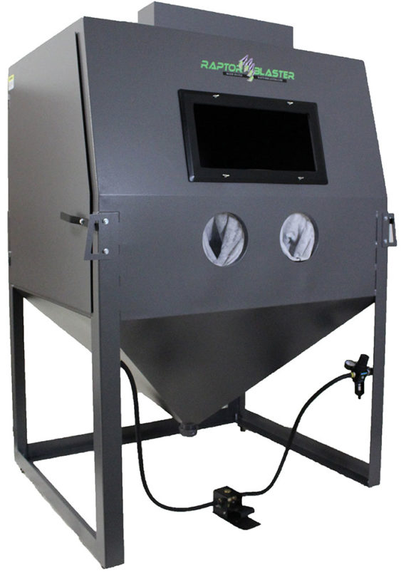 Raptor Blaster 5446 Industrial Blast Cabinet