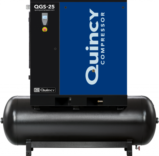 Quiny QGS 25 Horsepower Rotary Screw Air Compressor