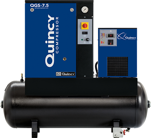 Quiny QGS 7.5 Rotary Screw Air Compressor