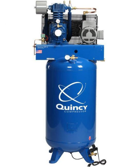 Quincy QP Reciprocating Air compressor