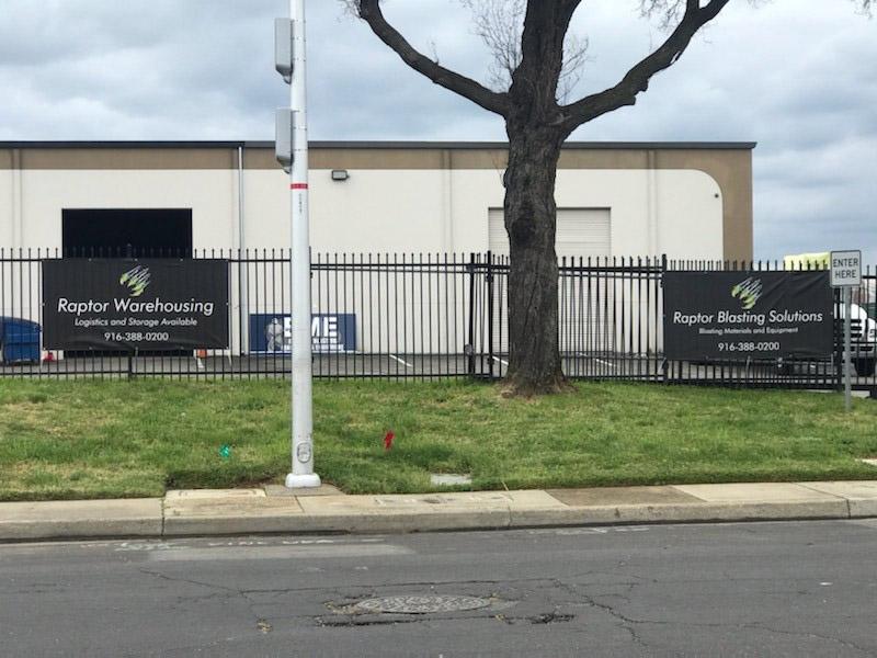 Warehousing services in Sacramento